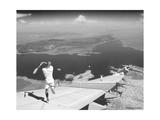 Sun Stroke Giclée-Druck von Thomas Barbey