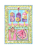 Summer Treats Giclee Print by Shelly Rasche