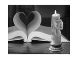Love Story Giclee-trykk av Thomas Barbey