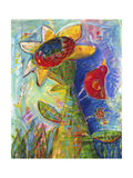 Spring Song Giclee Print by Sara Catena