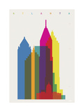 Atlanta Giclee Print by Yoni Alter