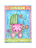 Sweet Summertime Giclee Print by Shelly Rasche