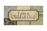 Child of God Lámina giclée por Stephanie Marrott