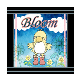 Bloom Reproduction procédé giclée par Valarie Wade