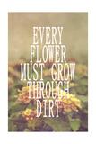 Every Flower Giclée-Druck von  Vintage Skies