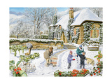 Winter Giclee Print by Trevor Mitchell