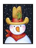 Tall Hat Reproduction procédé giclée par Valarie Wade