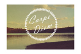 Carpe Diem Giclée-Druck von  Vintage Skies