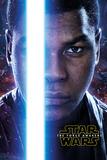 Star Wars The Force Awakens- Finn Teaser Plakater
