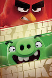 Angry Birds- Raah! Poster