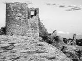 USA, Utah. Ruins of Hovenweep National Monument Lámina fotográfica por Dennis Flaherty