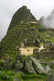 Peru, Machu Picchu, Evening Reproduction photographique par John Ford