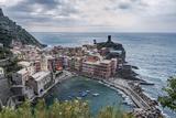 Italy, Cinque Terre, Vernazza Fotografisk trykk av Rob Tilley