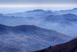 North Carolina, Blue Ridge Parkway Reproduction photographique Premium par Jamie & Judy Wild
