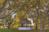 Washington, Walla Walla. Mill Pond at Whitman Mission Historic Site Reproduction photographique par Brent Bergherm