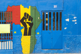 Africa Shop Front, Praia, Santiago, Cape Verde Photo by Peter Adams
