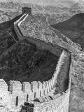 China, Great Wall Foto von John Ford
