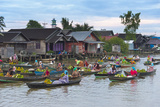 Lok Baintan Floating Market, Banjarmasin, Kalimantan, Indonesia Photo by Keren Su