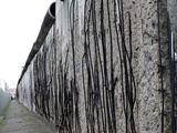 Berlin, Germany. Berlin Wall Today Photo by Dennis Brack