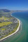 Paraparaumu Beach, Kapiti Coast, Wellington, North Island, New Zealand Photographie par David Wall