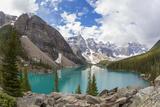 Moraine Lake and Valley of the Ten Peaks, Banff NP, Alberta, Canada Foto af Peter Adams