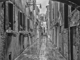 Italy, Venice, Alley Photographie par John Ford