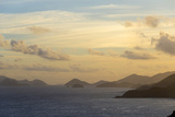 Us, Usvi, St Thomas Morning Light North Shore St Thomas Photographie par Trish Drury