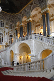 The Main Staircase of the Winter Palace in St. Petersburg, Russia Photo by Dennis Brack