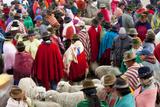 Zumbahua Animal Market, Zumbahua, Near Latacunga, Ecuador Photo by Peter Adams