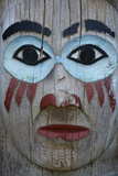 USA, Alaska, Ketchikan, Totem Bight State Historical Park Photo by Savanah Stewart