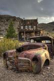 USA, Nevada, Clark County. City of Nelson Photographie par Brent Bergherm
