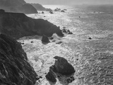 USA, California, Big Sur Coast Foto von John Ford