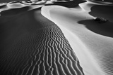 USA, California, Valley Dunes Foto von John Ford