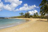 Salt Pond Beach, Park, Hanapepe, Kauai, Hawaii Foto av Douglas Peebles