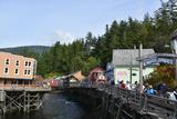 USA, Alaska, Ketchikan, Creek Street Photo by Savanah Stewart