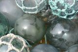 USA, Alaska, Ketchikan, Antique Japanese Glass Fishing Floats Photo by Savanah Stewart