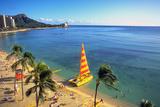 Waikiki, Oahu, Hawaii, USA Photo by Douglas Peebles