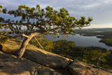 Squam Lake from West Rattlesnake Mountain, Holderness, New Hampshire Photo by Jerry & Marcy Monkman