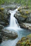 Silver Falls, Mount Rainier National Park, Washington, Usa Photo by Michel Hersen