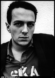 The Clash- Joe Strummer Posters