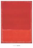 Red (Orange) 高品質プリント : マーク・ロスコ