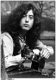 Led Zeppelin- Jimmy Page Pôsters