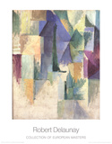 Fensterbild Prints by Robert Delaunay
