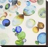 Sea Glass II Stretched Canvas Print by Craig Alan