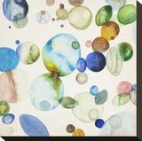 Sea Glass I Stretched Canvas Print by Craig Alan