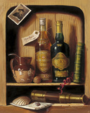 Jameson Gold Lámina giclée por Raymond Campbell