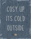 Cosy Up Posters por Tom Frazier