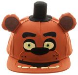 Five Nights At Freddy's- Freddy Snapback Chapéu