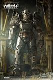 Fallout 4- Key Art Poster Poster