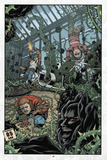 Locke and Key: Volume 4: Keys to the Kingdom - Full-Page Art Foto di Gabriel Rodriguez